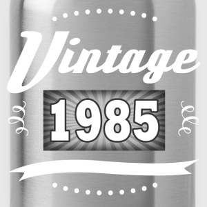 VINTAGE 1985 2.png T-Shirts - Water Bottle
