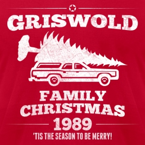 Griswold Family Christmas Long Sleeve Shirts - Men's T-Shirt by American Apparel