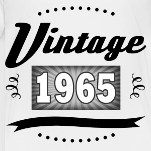 VINTAGE 1965 1.png Kids' Shirts - Toddler Premium T-Shirt