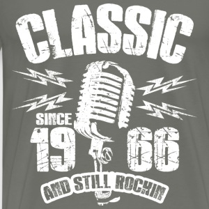 Classic Since 1966 Long Sleeve Shirts - Men's Premium T-Shirt