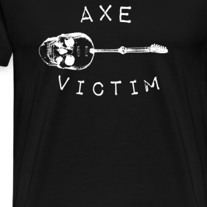 Axe Victim - Men's Premium T-Shirt