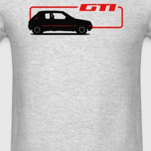 205 GTI car - Men's T-Shirt