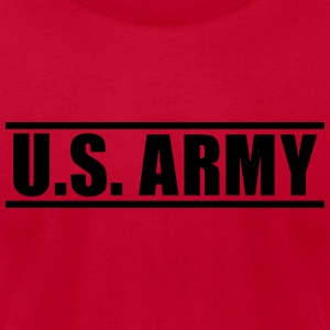 General of the Armies GAS Rank, Mision Militar ™ Hoodies - Men's T-Shirt by American Apparel