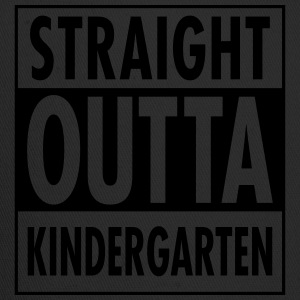 Straight Outta Kindergarten T-Shirts - Trucker Cap