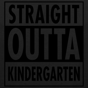 Straight Outta Kindergarten T-Shirts - Men's Premium Tank