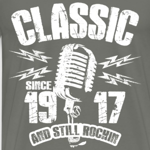 Classic Since 1917 Long Sleeve Shirts - Men's Premium T-Shirt