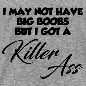 KILLER ASS Tanks - Men's Premium T-Shirt