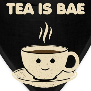 Tea is Bae - Bandana