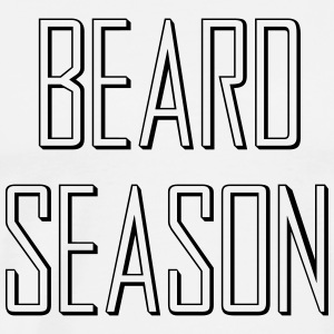 BEARD SEASON Hoodies - Men's Premium T-Shirt