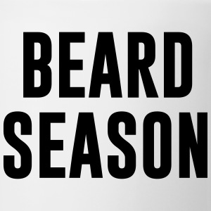 Beard Season T-Shirts - Coffee/Tea Mug