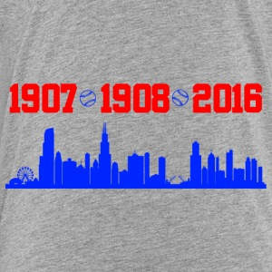 cubs chicago skyline Bags & backpacks - Toddler Premium T-Shirt