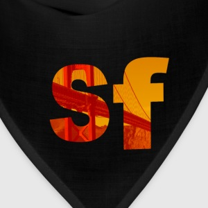 san francisco Hoodies - Bandana