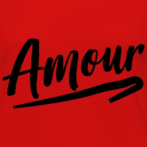 Amour Tanks - Women's Premium Long Sleeve T-Shirt