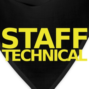 staff tehnical - Bandana