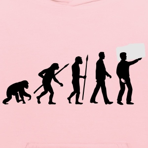 evolution_of_man_furniture_mover_a_2c T-Shirts - Kids' Hoodie