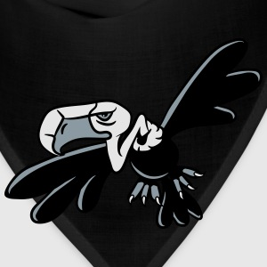 Vulture flying T-Shirts - Bandana
