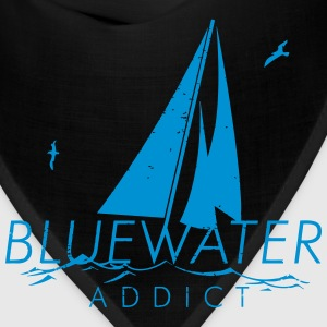 Bluewater Addict Men - Bandana