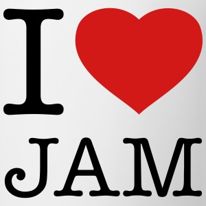 I LOVE JAM - Coffee/Tea Mug
