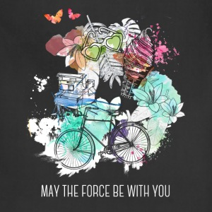 May the force be with you - Adjustable Apron