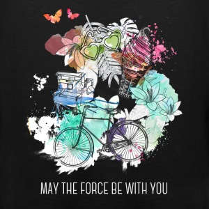 May the force be with you - Men's Premium Tank
