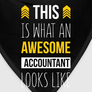 This is what an awesome accountant looks like - Bandana