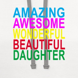 amazing_daughter_ - Contrast Hoodie