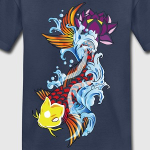 fish koi - Toddler Premium T-Shirt