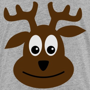 reindeer Kids' Shirts - Toddler Premium T-Shirt