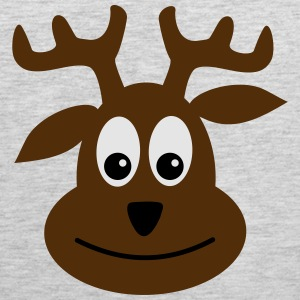 reindeer Kids' Shirts - Men's Premium Tank