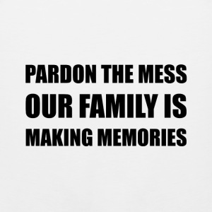 Family Making Memories - Men's Premium Tank