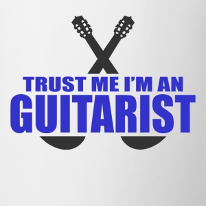 GUITARIST 111.png T-Shirts - Coffee/Tea Mug
