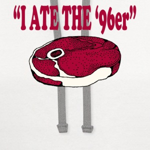 I Ate the 96er - The Great Outdoors  T-Shirts - Contrast Hoodie