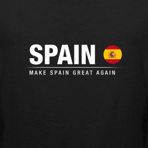 Make Spain Great Again - Men's Premium Tank