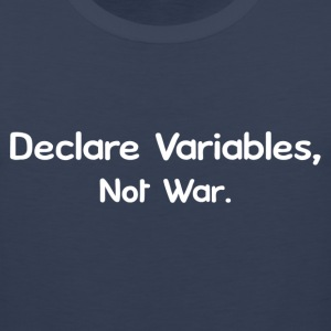 variables - Men's Premium Tank