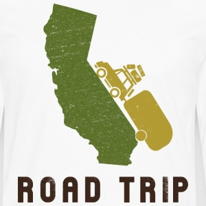 Camping California - Men's Premium Long Sleeve T-Shirt