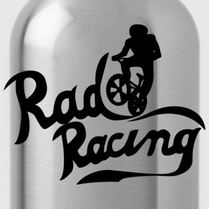rad racing team - Water Bottle