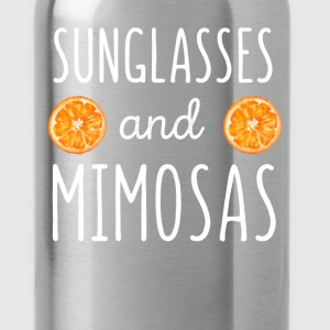 Sunglasses and mimosas - Water Bottle