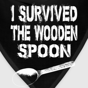 I survived the wooden spoon - Bandana