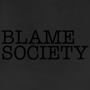 Blame Society T-Shirts - Leggings
