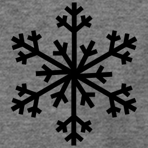 Snowflake T-Shirts - Women's Wideneck Sweatshirt