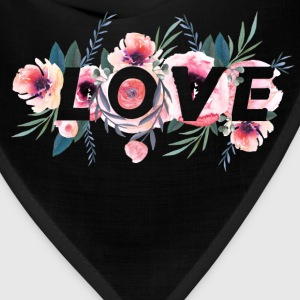 LOVE T-Shirts - Bandana