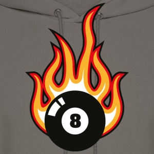 Billiards Ball Snooker - Men's Hoodie