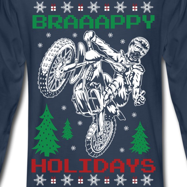 Motocross Braaappy Christmas