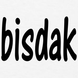 bisdak trucker's hat - Men's T-Shirt