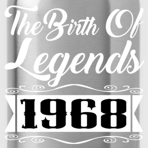 legends 1968 2.png T-Shirts - Water Bottle
