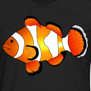 clown fish - Men's Premium Long Sleeve T-Shirt