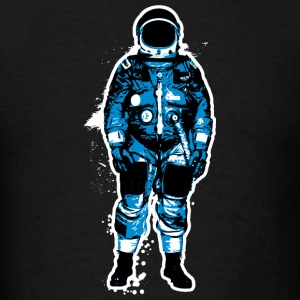 Astronaut Grunge - Men's T-Shirt