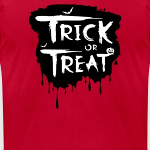 Trick or Treat - Men's T-Shirt by American Apparel