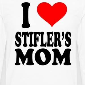 American Pie - I Love Stifler's Mom T-Shirts - Men's Premium Long Sleeve T-Shirt