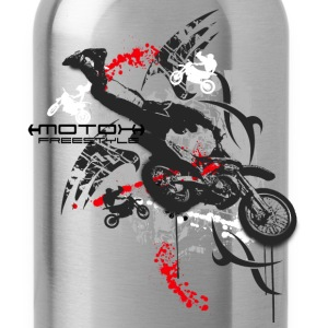 Motocycle - Water Bottle